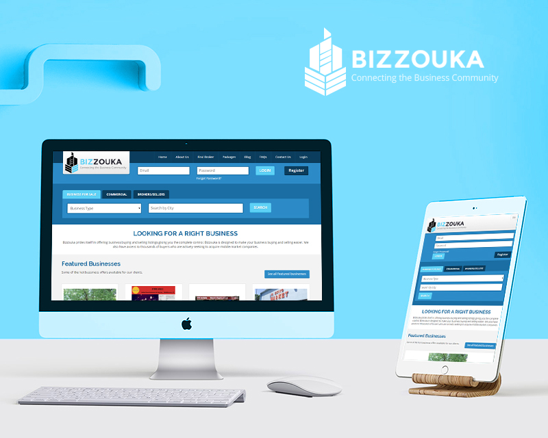 Bizzouka Design by Medialinkers
